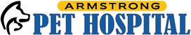 Armstrong Pet Hospital Logo